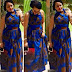 Lovely Ankara Style Long Gown For African Woman