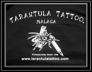 Tarantula Tatoo Málaga 15 Años