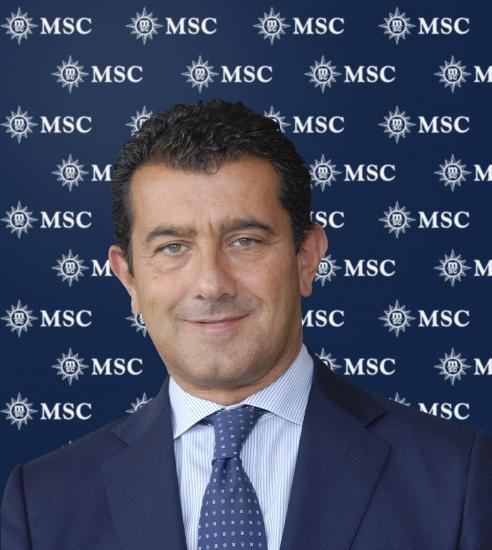 Gianni Onorato è il nuovo CEO di MSC Crociere