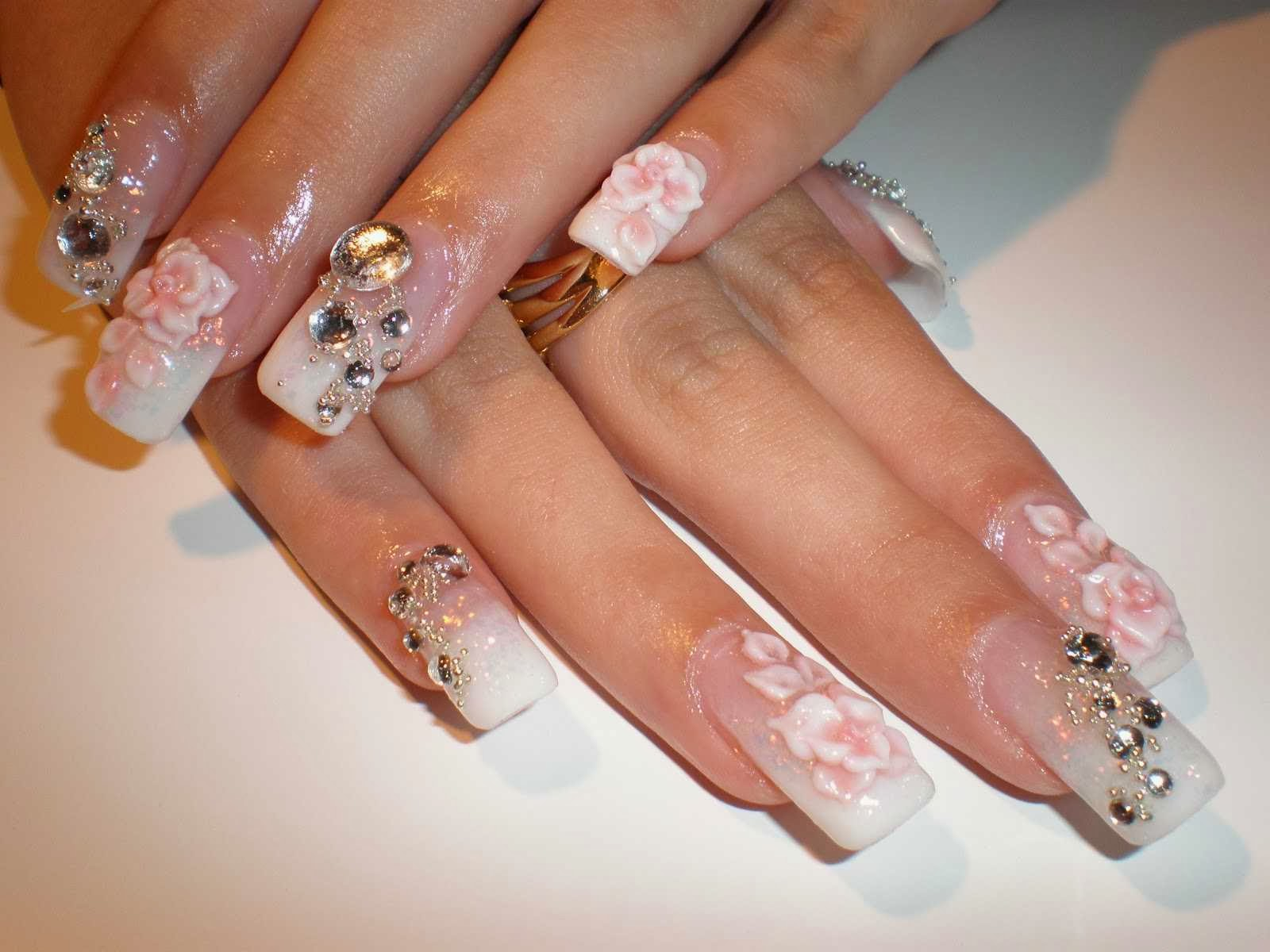 New and Innovative Pictures of Nail Art