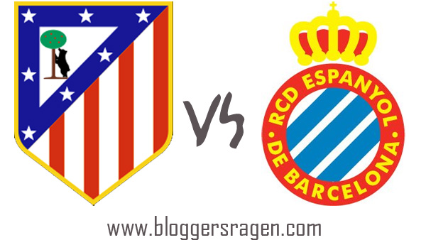 Pertandingan RCD Espanyol vs Atletico Madrid