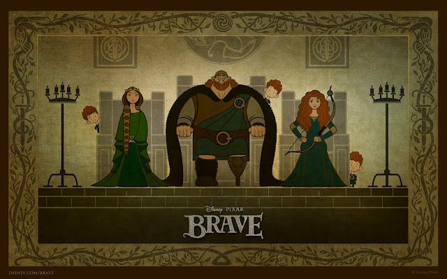 Family - Brave