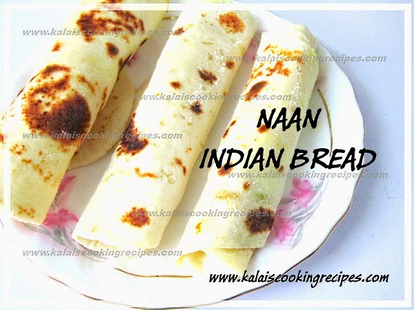 How To Make Garlic Butter Naan At Home Tawa Method | Indian Bread