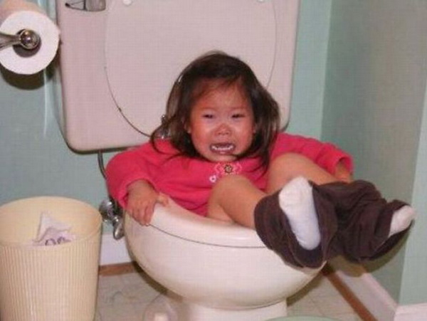 Ass butt pee poty toilet