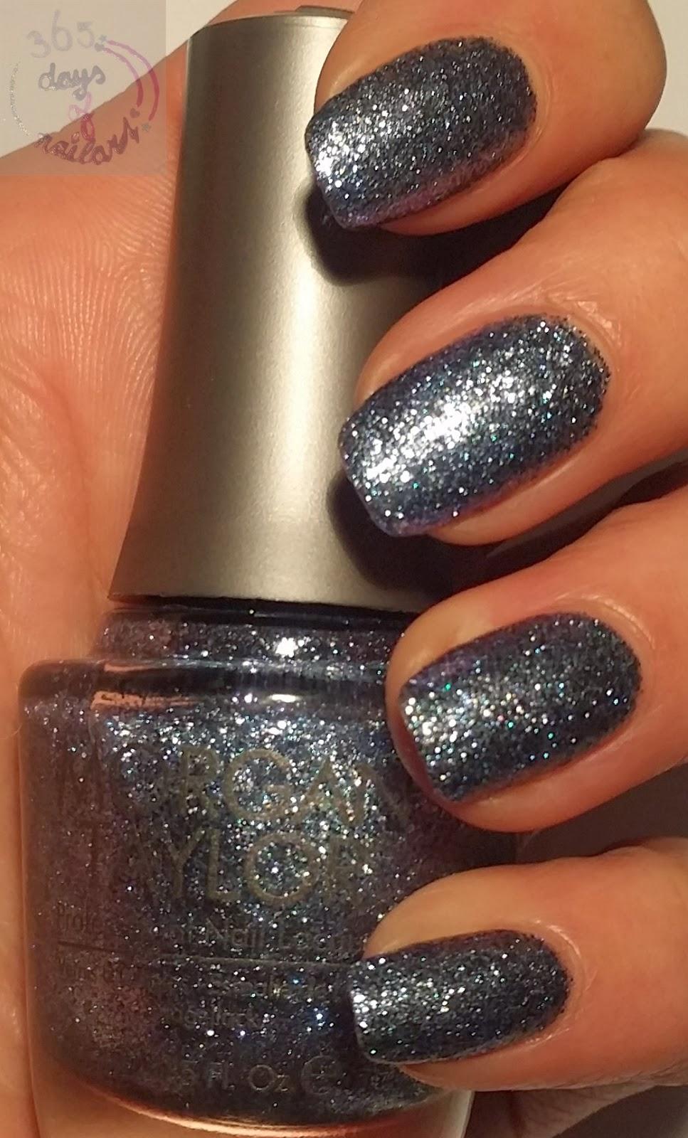 365+ days of nail art: Day 347) Easy Christmas tree nail designs