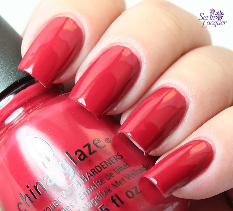 China Glaze - China Glaze - Tip Your Hat
