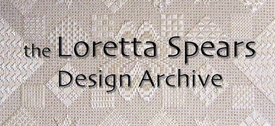 The Loretta Spears Design Archive