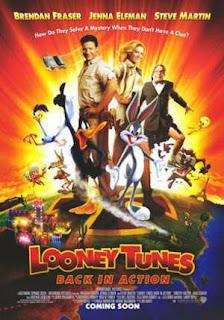 Ver Película Looney Tunes de nuevo en accion Online Gratis (2003)