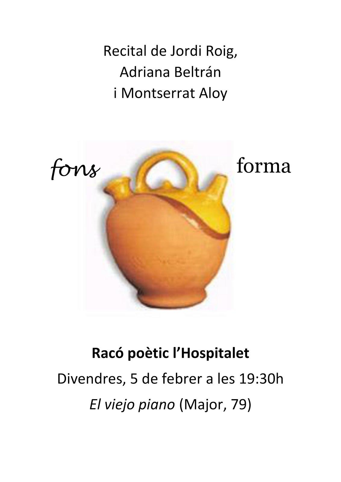 Racó poètic l'Hospitalet