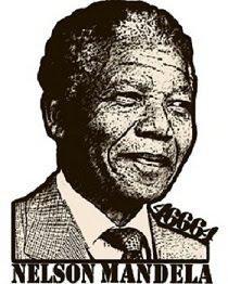 Nelson Mandela, meu idulo