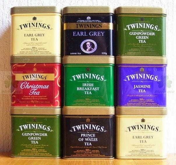 Мир Чая Twinings