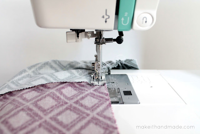 The Tension Method. Learn to Ruffle During Make It Handmade's Rufflicious week!