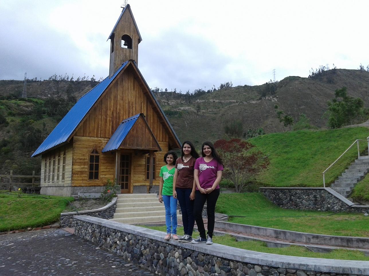 Campamento Bautista Chacauco, Ecuador.