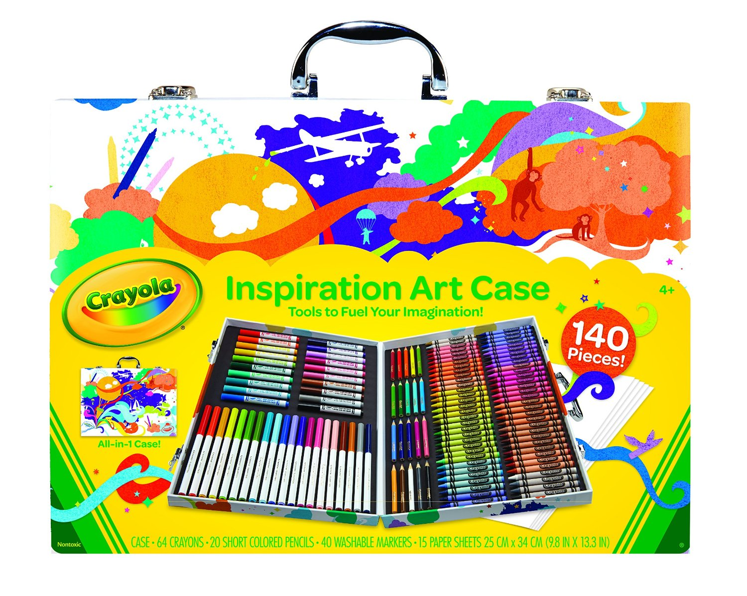 The Inspiration Art Case From Crayola Pic Amazon
