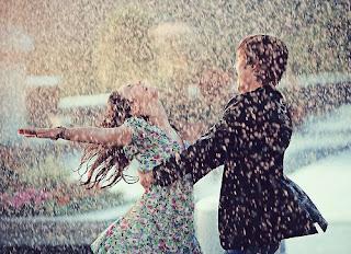 Ojalá todo fuera tan fácil como dejarse llevar y bailar.