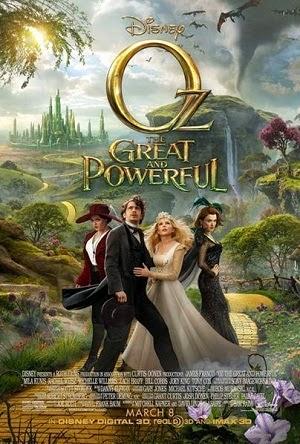 Lạc Vào Xứ Oz Vĩ Đại Và Quyền Năng ...