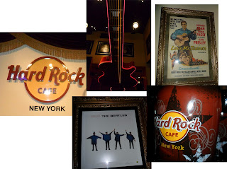 Hard Rock Cafe, New York