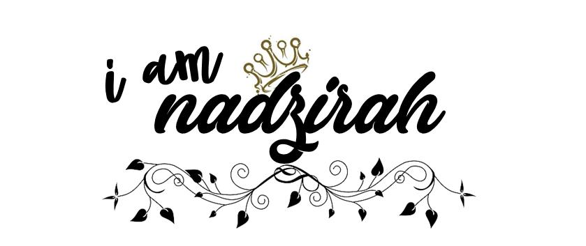 iamNadzirah