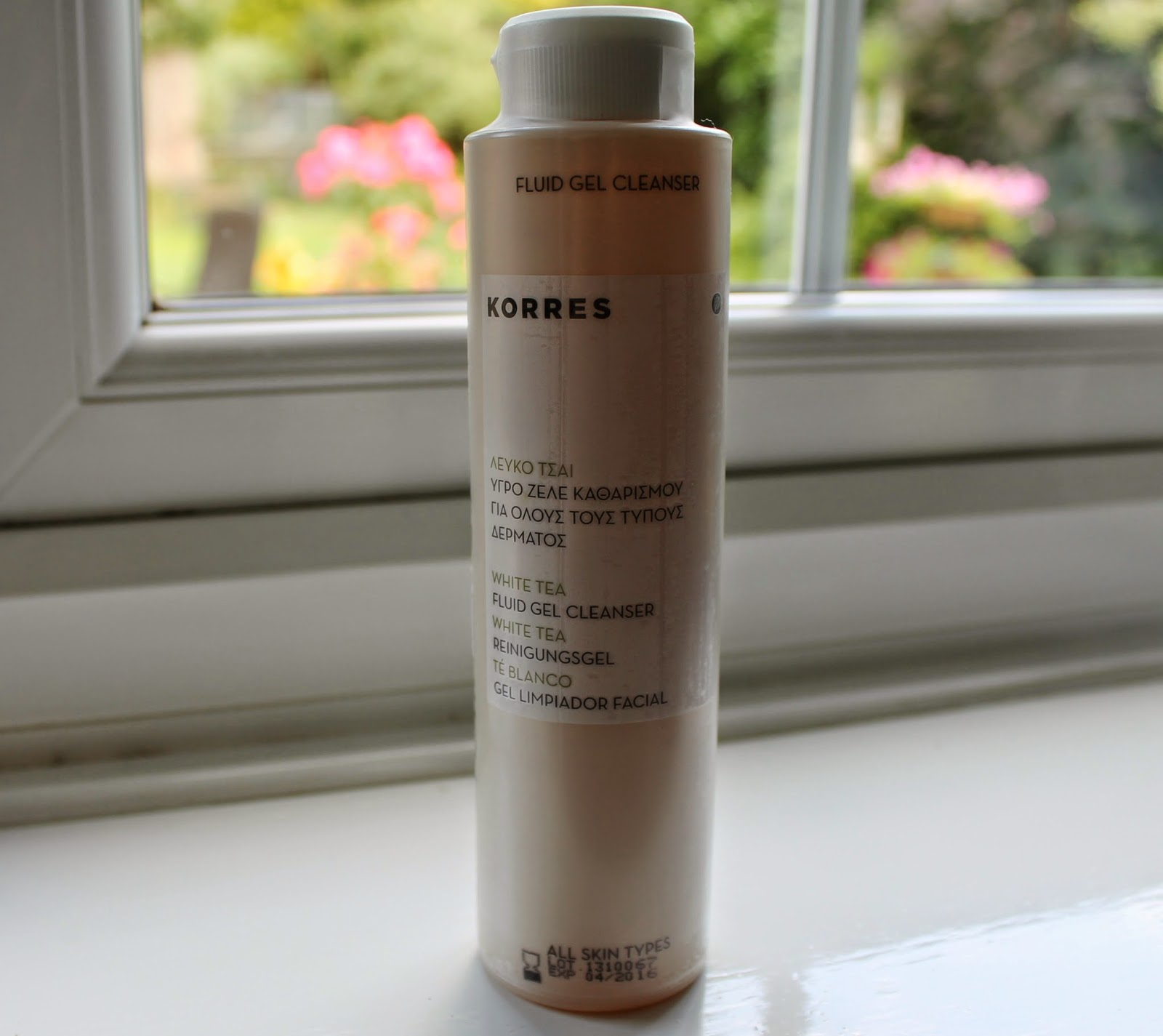 Rhodes Holiday Haul: Cleanser