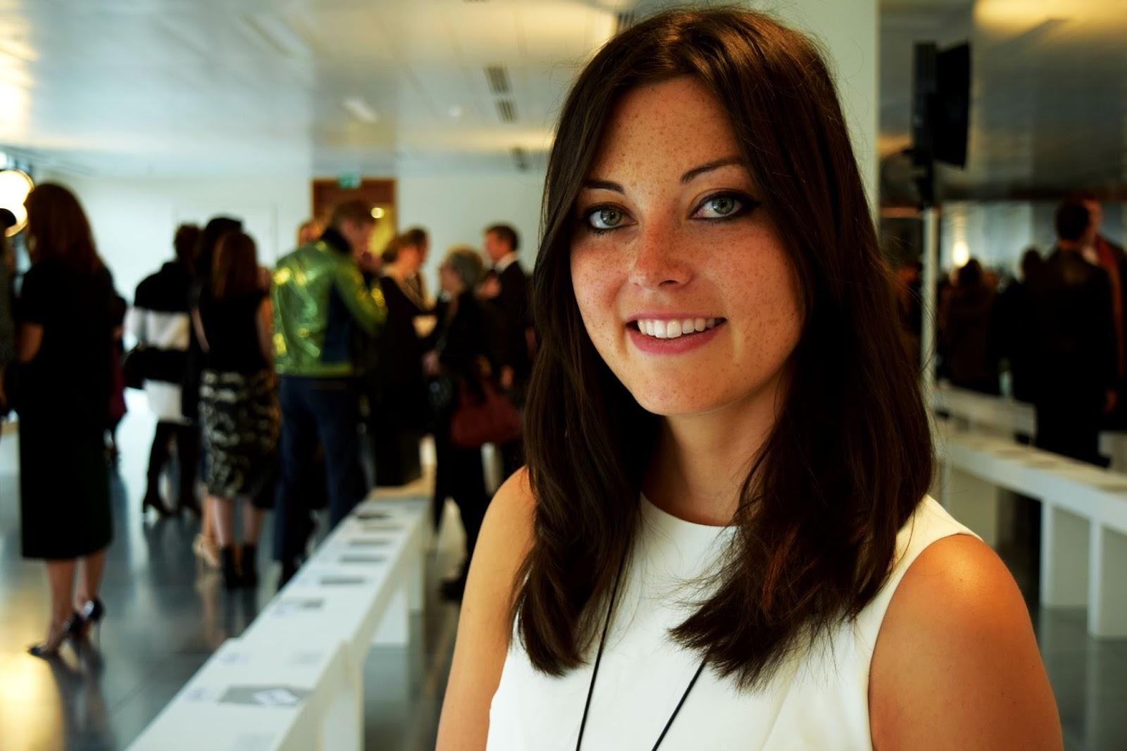 Fashion Blogger at London Fashion Week
