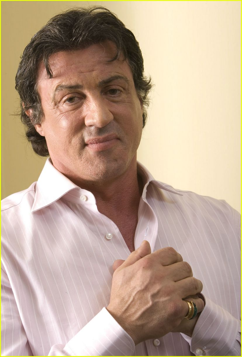 Sylvester Stallone Hairstyle Men Hairstyles Dwayne The