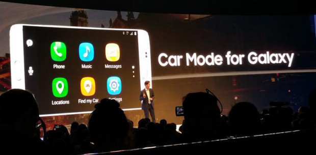 samsung car mode