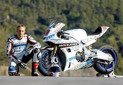 Moto2 Sport Kenny Noyes