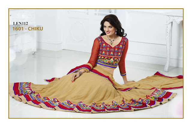 Buy New Designer Embroidery Lehenga Choli