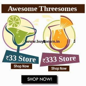 Shopclues Rs. 33 Store, Rs. 333 StoreShopclues Rs. 33 Store, Rs. 333 Store