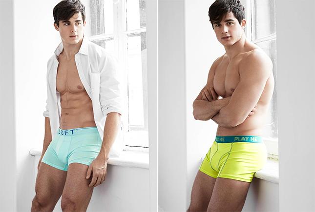 Simons Underwear 2016 Feat. Pietro Boselli