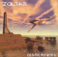 Zoltar Cosmic Pirates lemez