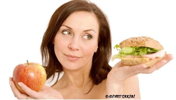 Похудеть без диет в 60лет