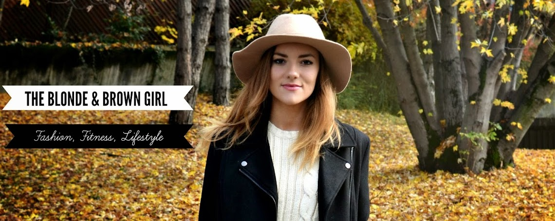 The Blonde and Brown Girl - Blog mode et fitness Lyon