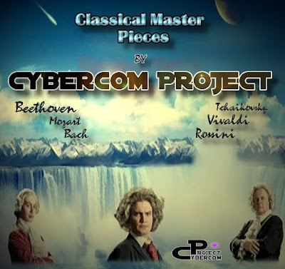 CYBERCOM PROJECT - Classical Master Pieces