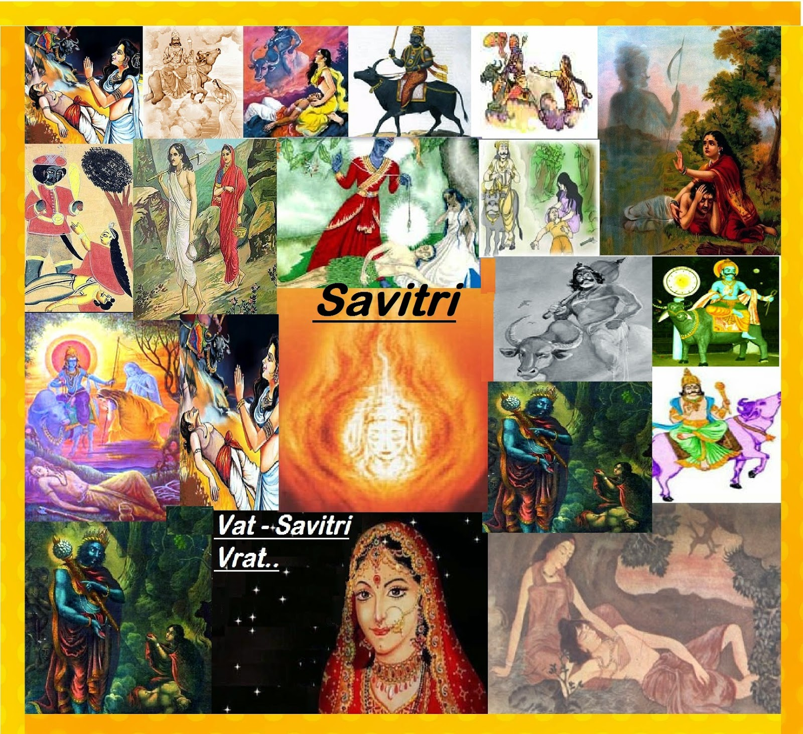 Satyavan Savitri Images for free download
