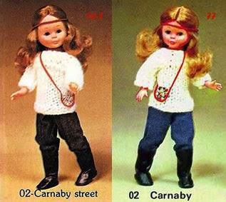 volviendo a mi dulce infancia carnaby street
