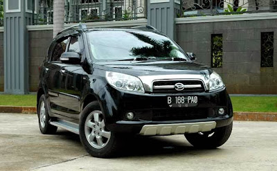Modified Daihatsu Terios TX 2008
