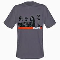 The Killers tee