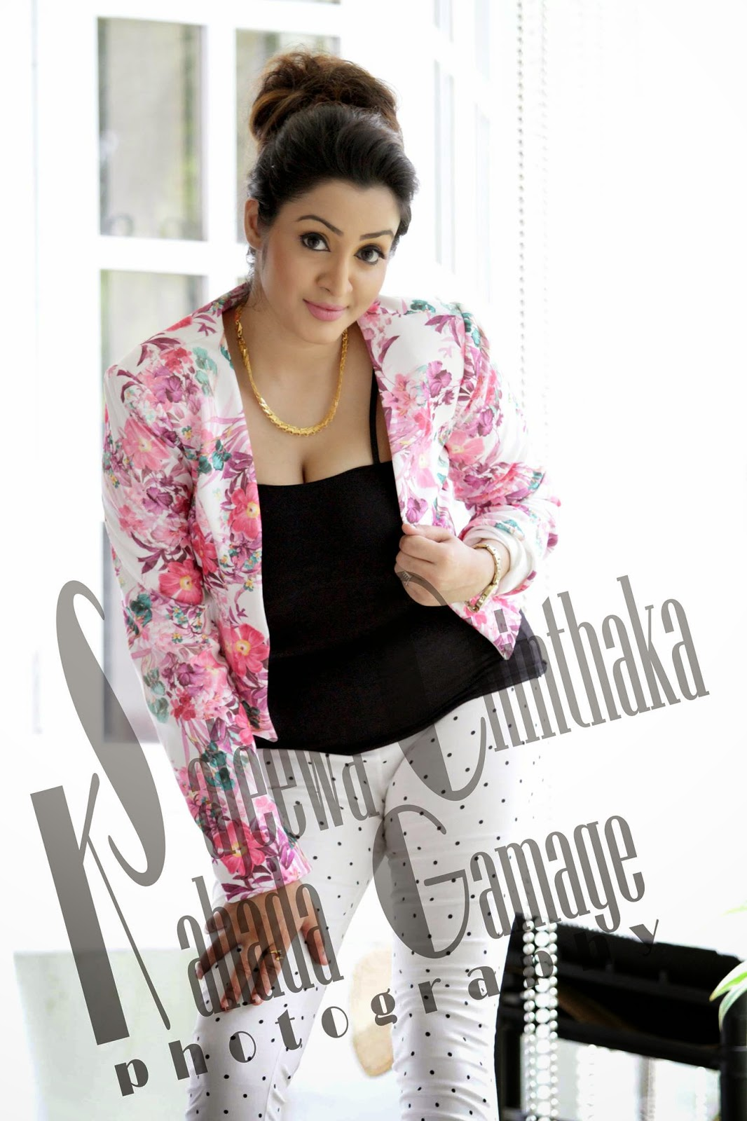 Kaushalya Madhavi big boobs