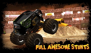 game Monster Truck Destruction