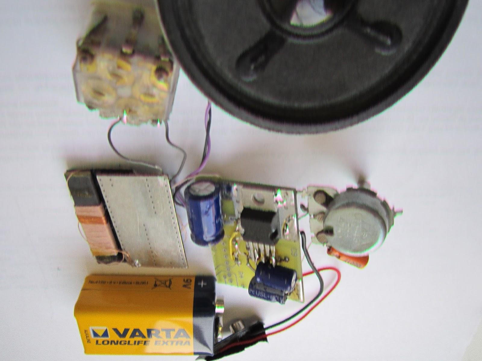 Улучшаем детекторный приемник - Хобби рукоделие