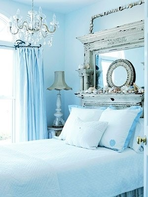 blue bedrooms, camere da letto nei toni dell'azzurro e del blu - Pareti Azzurre Camera Da Letto