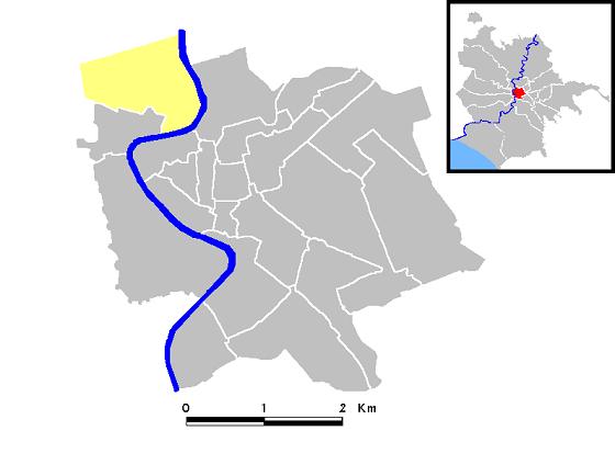 Συνοικία Πράτι (Prati)