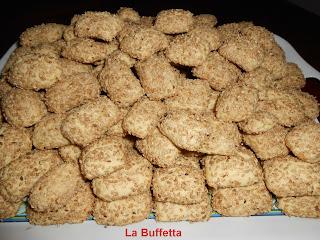 biscotti al sesamo (sesamini)