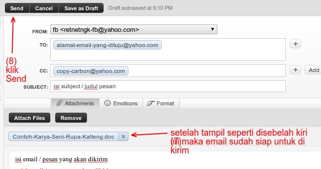 kirim email yahoo terbaru 2011