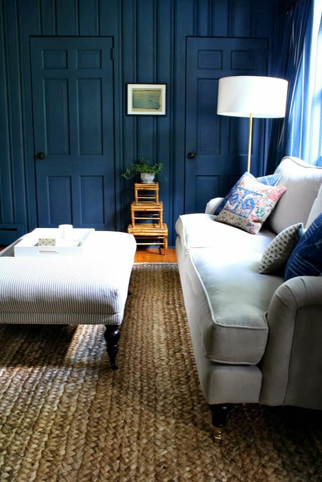 meet me in philadelphia my den the big reveal. Black Bedroom Furniture Sets. Home Design Ideas