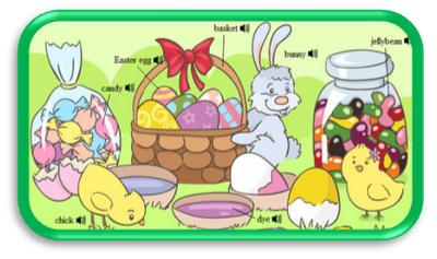 English Corner del Colegio Público El Haya: Easter vocabulary ...