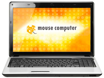 Mouse Computer LB-K800E 15.6-Inch Notebook