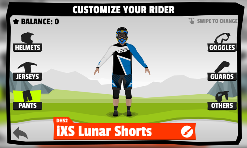 Screenshot Downhill Supreme 2