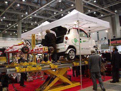 国際オートアフターマーケットEXPO (東京ビッグサイト)